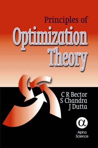 9781842651667: Principles of Optimization Theory