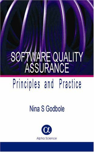 9781842651766: Software Quality Assurance: Principles And Practice
