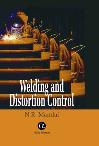 Welding And Distortion Control: Mandal, N. R.