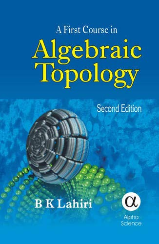 9781842652268: A First Course in Algebraic Topology