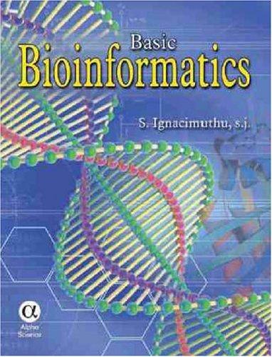 Basic Bioinformatics: Ignacimuthu, S.