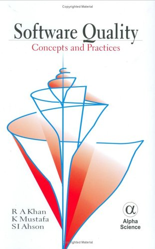9781842653050: Software Quality: Concepts And Practice