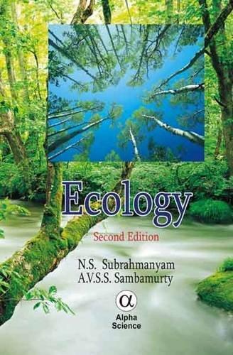 Ecology: Subrahmanyam, N. S.,