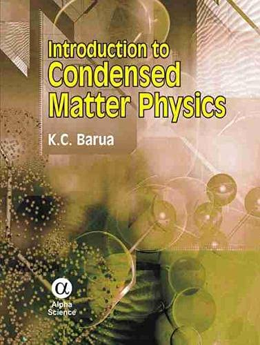 9781842653470: Introduction to Condensed Matter Physics