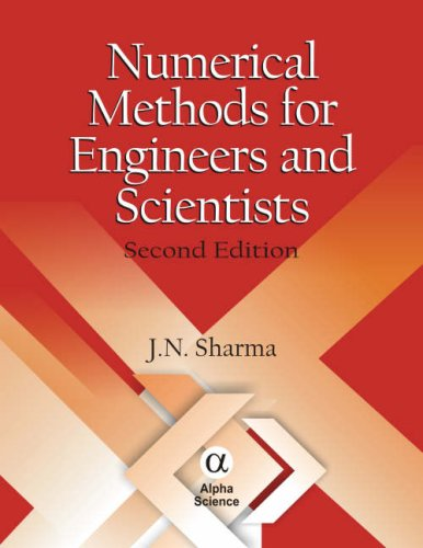 9781842653654: Numerical Methods for Engineers and Scientists