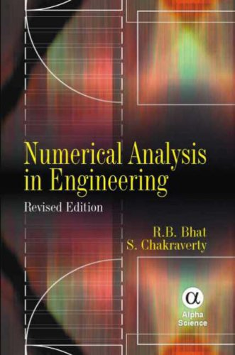 9781842654026: Numerical Analysis in Engineering, Revised Ed