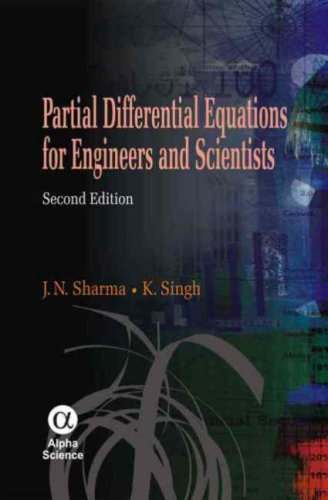 9781842654101: Partial Differential Equations for Engineers and Scientists