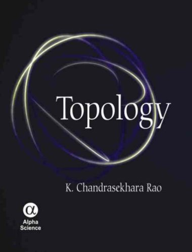 Topology: Rao, K. Chandrasekhara
