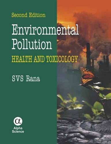 9781842654842: Environmental Pollution: Health and Toxicology