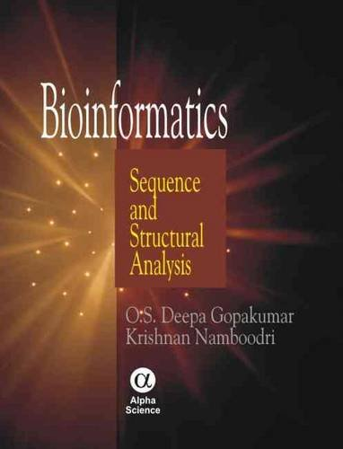 9781842654903: Bioinformatics: Sequence and Structural Analysis