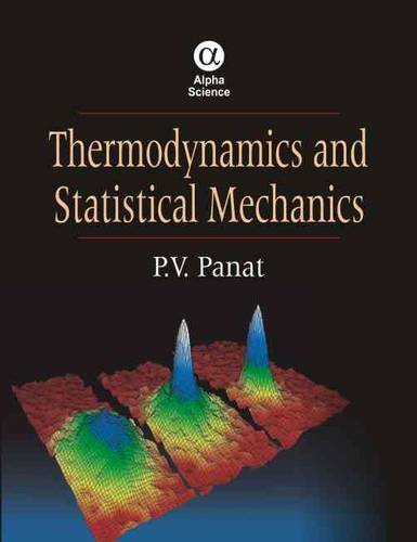 Thermodynamics and Statistical Mechanics (Hardback): P.V. Panat