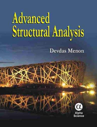 9781842654972: Advanced Structural Analysis