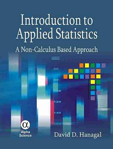 9781842655313: Introduction to Applied Statistics: A Non-calculas Based Approach