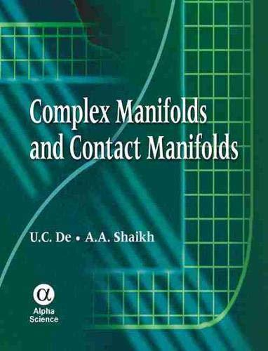 Complex Manifolds and Contact Manifolds (Hardback): U C. De,