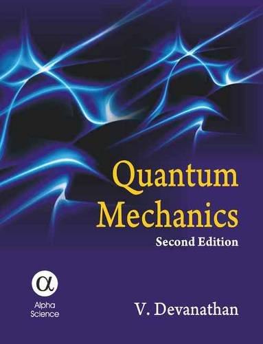 9781842656181: Quantum Mechanics, Second Edition