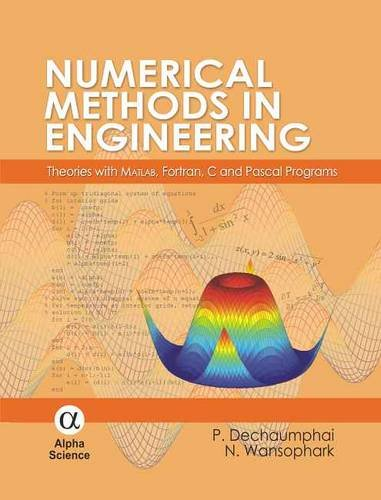 9781842656495: Numerical Methods in Engineering: Theories with MATLAB, Fortran, C and Pascal Programs