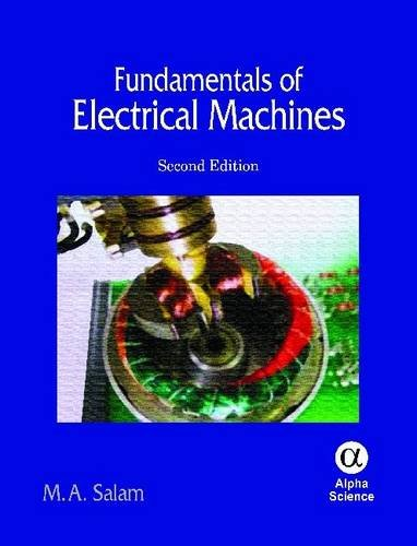 9781842657041: Fundamentals of Electrical Machines, Second Edition