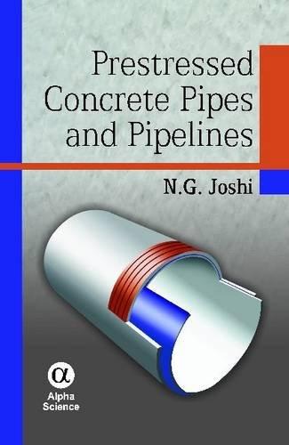 9781842657089: Prestressed Concrete Pipes & Pipelines