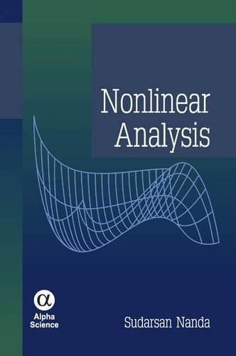 9781842657324: Nonlinear Analysis