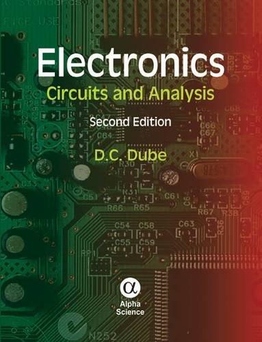 9781842657553: Electronics: Circuits and Analysis