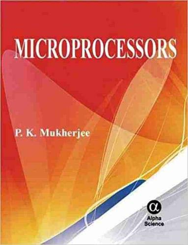 9781842657874: Microprocessors: 8086 with Support Chips and 80386 in Protected Mode