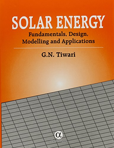 9781842658390: Solar Energy: Fundamentals, Design, Modelling and Applications
