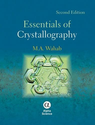 9781842658413: Essentials of Crystallography