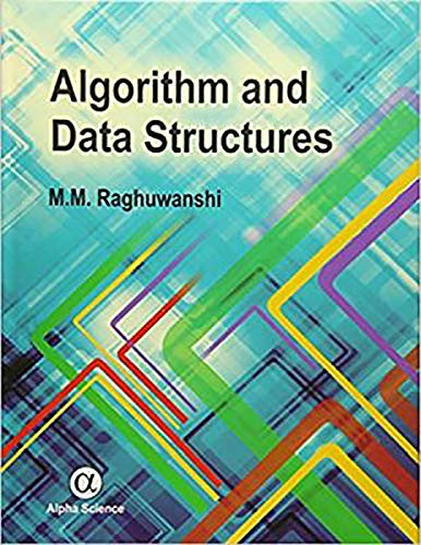 9781842659465: Algorithm and Data Structures