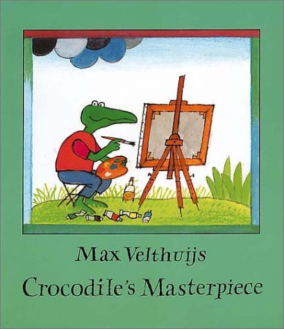 9781842700020: Crocodile's Masterpiece