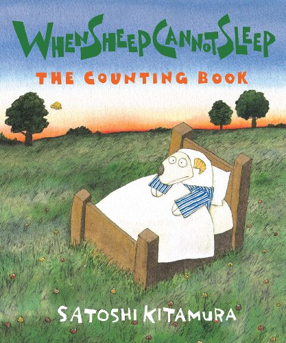 9781842700198: When Sheep Cannot Sleep: The Counting Book
