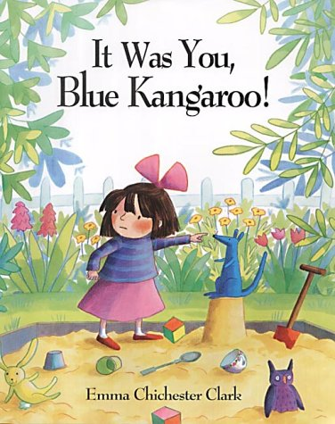 9781842700235: It Was You, Blue Kangaroo!