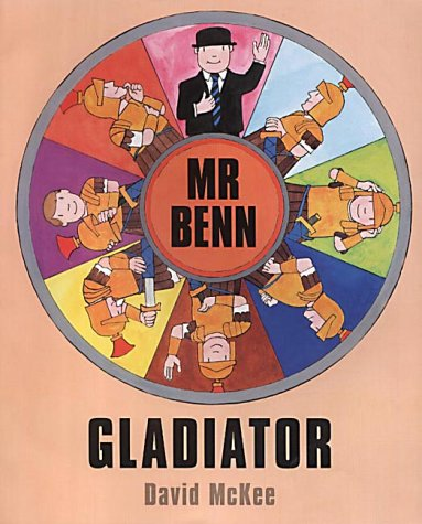9781842700242: Mr Benn Gladiator