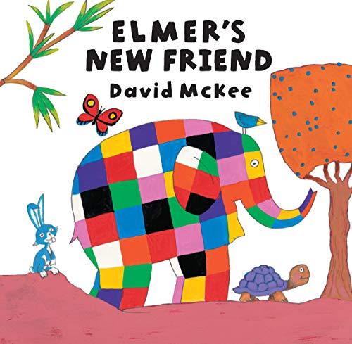 9781842700341: Elmer's New Friend: Elmer Series