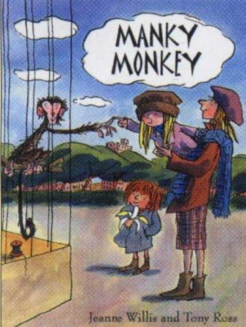 Manky Monkey: Jeanne Willis