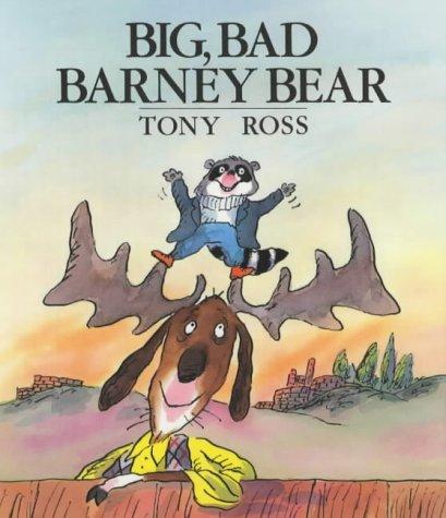 9781842700587: Big, Bad Barney Bear