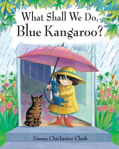 What Shall We Do, Blue Kangaroo? (1842700936) by Clark, Emma Chichester