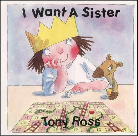9781842701034: I Want a Sister (Little Princess series)