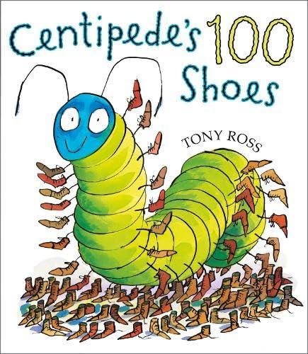 9781842702840: Centipede's 100 Shoes
