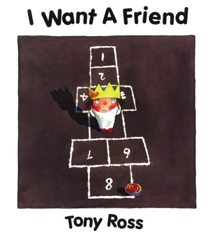 9781842702987: I Want a Friend