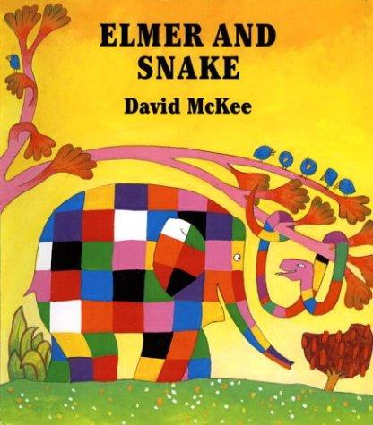 9781842703038: Elmer and Snake
