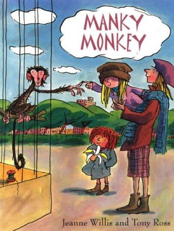 Manky Monkey: Willis, Jeanne &
