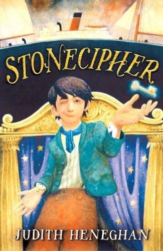 Stonecipher: Heneghan, Judith