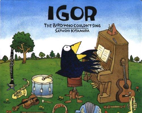 9781842704240: Igor, The Bird Who Couldn't Sing
