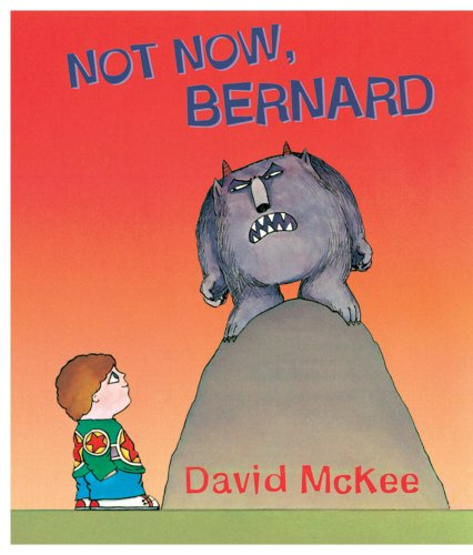 9781842704561: Not Now, Bernard (Mini Hardback)