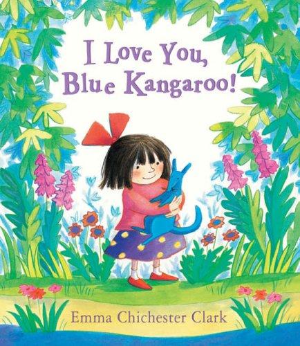 9781842704967: I Love You, Blue Kangaroo (Board Book)