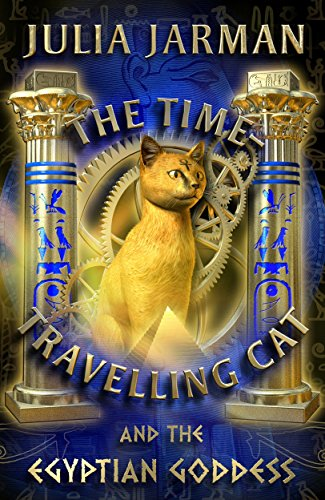 9781842705216: The Time-Travelling Cat and the Egyptian Goddess (Time-Travelling Cat series)