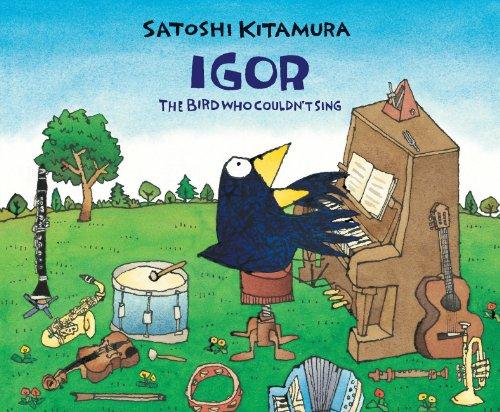 9781842705223: Igor, The Bird Who Couldn't Sing
