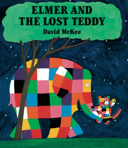 9781842705476: Elmer and the Lost Teddy