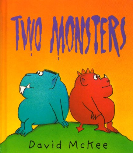 9781842705483: Two Monsters