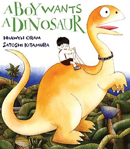 9781842705803: A Boy Wants a Dinosaur